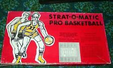 Strat-O-Matic - PRO BASKETBALL NBA 1972-1973 SEASON PLAYER CARDS -