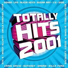 Totally Hits 2001 by Various Artists (CD, Sep-2001, Arista)