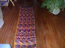 2 large double -sided Silk Scarves from China
