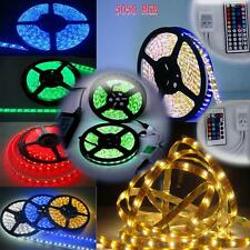 1-20M RGB 5050 SMD waterproof 300/150 LED Light Strip Flexible Light Xmas