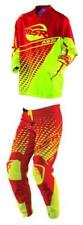 MSR AXXIS PANT JERSEY GEAR SET COMBO RED/HI-VIZ YELLOW MENS SIZE