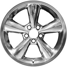 New 18x8.5 Aluminum Alloy Wheel, Rim Polished Full Face - 3648