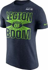 Seattle Seahawks Mens NFL 2016 Legion of Boom Heritage Tri-Blend Tee