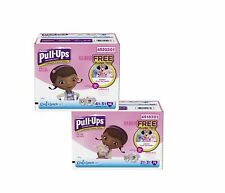 Huggies Pull Ups Cool & Learn Training Pants For Girls Special Pack Choose Size