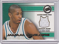 JAMAAL MAGLOIRE UK KENTUCKY WILDCATS 2002 PRESS PASS JERSEY CARD #188/300