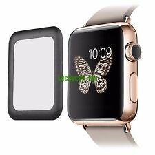 Apple Watch 38mm 42mm Full Cover Premium Tempered Glass Screen Film Protector