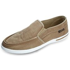 New Summer Canvas Breathable Slip On Sneakers Loafers Mens Leisure Shoes SCA