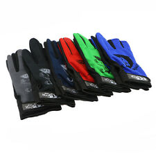 1 Pair Fishing Wear Gloves Cut Fingers Anti Slip Outdoor Sailing Gloves 6 Colors