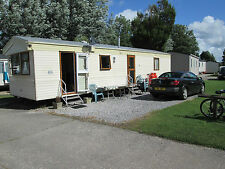 caravan,holiday home at marton mere in blackpool..September 19th-23rd....
