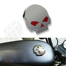 Fuel Gas Tank Cap For Harley Sportster Dyna Touring Softail 1982-2014