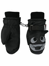 NICE CAPS Boys Toddler Cute Animal Thinsulate Waterproof Snow Winter Mittens