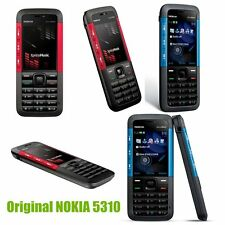 Original Nokia 5310 XpressMusic Unlocked Phone Bluetooth FM MP3