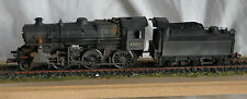 OO Bachmann 32-577 43160 Ivatt Class 2-6-0  BR Weathered unboxed Custom Loco