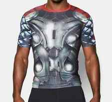 ** THOR ** Under Armour Men's Alter Ego Compression Shirt All Sizes NWT