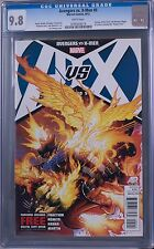 Marvel Avengers vs. X-men #5 CGC 9.8 First Phoenix Five - John Romita Jr. art
