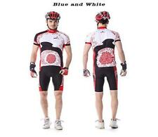 Cycling Clothing Set  Polyester Bike Bicycle Jersey & Pant Set Summer Sports