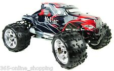 NEW BIG RIG Nitro/Petrol Rc Remote Controlled Off Road Monster Truck 1/10 Scale