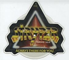 STRYPER - ALWAYS THERE FOR YOU (PICTURE DISC) NEW VINYL