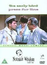 The EARLY BIRD & PRESS FOR TIME 2 DVD Norman Wisdom CLASSIC COMEDY FILM MOVIE