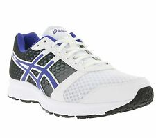 NEW asics Patriot 8 Shoes Men's Running Shoes Trainers White T619N0145 Leisure