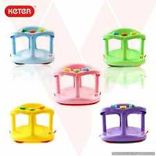 Keter - Baby Bath Tub Ring Seat New In Box