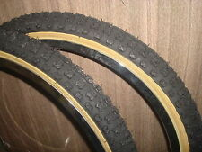 20 x1.75 Black Comp III 3 BMX skinwall tires pair by CST