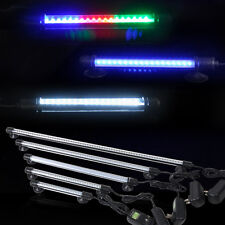 18/30/42/57/69 LED Bar Strip Light Waterproof Submersible Aquarium Fish Tank New