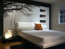 """Vinyl Wall Decal Sticker Tree Top Branches 100"""" X 44"""""""
