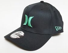 HURLEY New Era 39THIRTY ONE & ONLY Hat Black ($27) FLEX Cap NIKE DRI FIT Skate