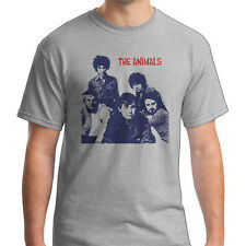 THE ANIMALS T-shirt Eric Burdon Tshirt Animals Unisex Adult Rock Shirt