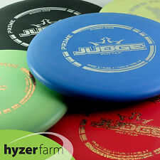 Dynamic Discs PRIME JUDGE *pick your weight & color* disc golf putter Hyzer Farm