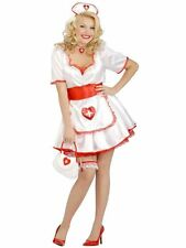 Hospital Honey Plus Size Costume Sexy Halloween Cosplay Doctor Nurse Adult 14 18