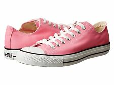 CONVERSE ® CHUCK TAYLOR PINK LOWTOP UNISEX  SHOES ORIGINAL & NEW IN BOX