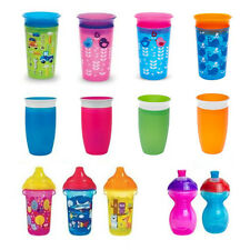 Munchkin Sippy Cup Anti Spill Proof Training Toddler Drinking No Leak Chew Proof