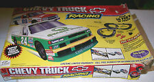 Vintage LifeLike CHEVY TRUCK HO Slot Car Electric Racing Set with Box, NO CARS