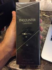 Encounter by Calvin Klein 6.2 oz Eau De Toilette Spray for Men NIB NEW SEALED