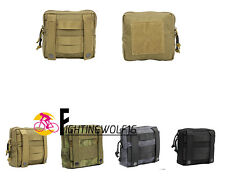 1000D Molle Bag Utility EDC Tools Drop Pouch Airsoft Military Tactical Pouch