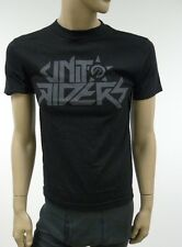 UNIT RIDERS -MOTORCYCLE MX BMX MTB- MENS T-SHIRT JUDAS BLACK $22.95