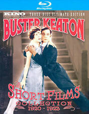 Buster Keaton - Short Films Collection: 1920 - 1923 (3-Disc Ultimate Edition) [B