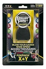Datel PowerPlay Action Replay Pokemon X & Y Cheats Saves for Nintendo 3DS / 2DS