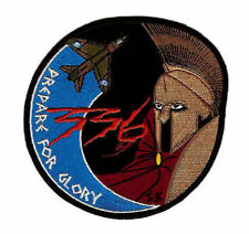 HELLENIC AIRFORCE A-7E CORSAIR 336 SQN GLORY PATCH