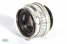 Hasselblad 80mm f/2.8 Zeiss Tessar Lens For 1600F 1000F