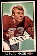1952 Bowman Large #65  Jerome Smith  EX S8910