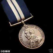 DISTINGUISHED SERVICE MEDAL BRITISH FORCES FOR ALL RANKS ROYAL NAVY REPRO NEW