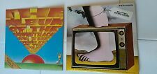 2 Monty Python Vinyl LPs The Holy Grail 1975 & Monty Pythons Flying Circus 1970