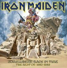 IRON MAIDEN**BEST OF 1980-1989: SOMEWHERE BACK...**CD