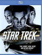 Star Trek XI [Blu-ray] by Chris Pine, Zachary Quinto, Karl Urban, Zoe Saldana,