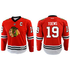 Chicago Blackhawks Youth Jonathan Toews Replica Jersey - Red #19