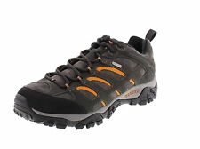 MERRELL in Extra Large Size - Trainers MOAB LEATHER Waterproof - beluga
