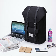 New 13-17 Inch Outdoor Travel Hiking Backpack Laptop Schoolbag for Men and Women